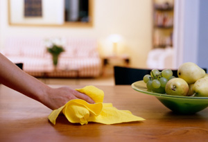 Save big money with reusable cleaning towels.