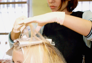 Home haircoloring kits save money and the planet.