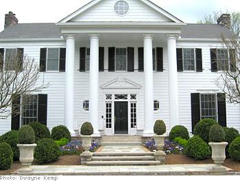 Al Gore's Nashville home