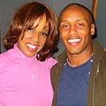 Gayle and Chris Robinson