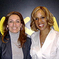 Suzy Welch and Gayle King