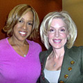 Gayle King and Dr. Bethany Marshall