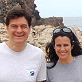 Dr. Oz and his wife Lisa
