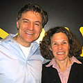 Dr. Oz and Susan Allport