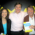 Connie Bennett, Dr. Oz and Dr. Stephen Sinatra