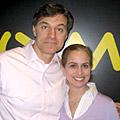 Dr. Oz and Dr. Jen Trachtenberg
