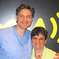 Dr. Oz and Susan Linn