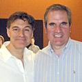 Dr. Oz and Dr. Leonard Sax