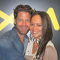 Nate Berkus and Miguelina Gambaccini