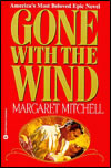 'Gone with the Wind' by Margaret Mitchell