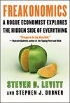 'Freakonomics' by Steven D. Levitt and Stephen J. Dubner