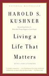 'Living a Life That Matters' by Harold S. Kushner