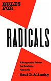 'Rules for Radicals' by Saul Alinsky