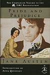 'Pride and Prejudice' by Jane Austen