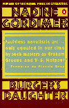 'Burger's Daughter' by Nadine Gordimer