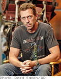 Actor Hugh Laurie shares his favorite books.