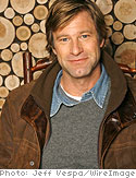 Actor Aaron Eckhart shares his favorite books.