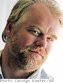 Actor Philip Seymour Hoffman shares his favorite books.