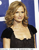 Actress Kyra Sedgwick shares her favorite books.