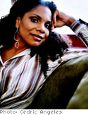Actress Audra McDonald's favorite books.