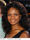 Actress Kimberly Elise's favorite books.