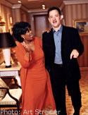 Oprah and Tom Hanks