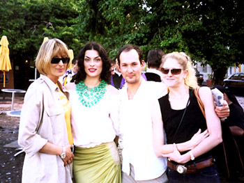 Sibilla, Magali, Nathaniel, Jennifer