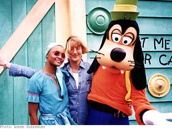Lisa Butler, Sibilla Patrizi & Goofy