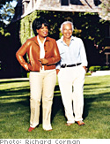 Oprah and Ralph Lauren