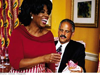 Oprah and Stedman