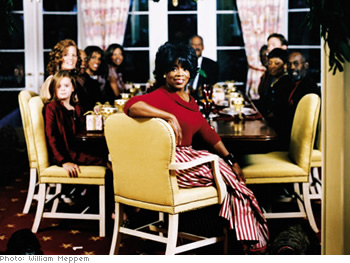 Oprah and Family
