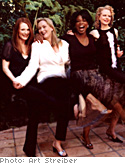 Julianne Moore, Meryl Streep, Oprah and Nicole Kidman