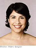 O Magazine intern gets her eyebrows shaped by Anastasia.
