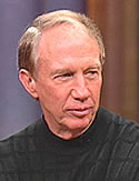 Jim Loehr, author of 'Power of Full Engagement'