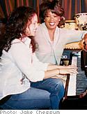 Oprah and Norah Jones