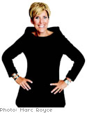Financial expert Suze Orman