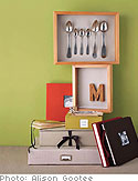 Keep your keepsakes neat and tidy