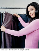 Stacy London of 'What Not to Wear'