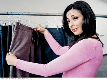 Stacy London's fashion advice