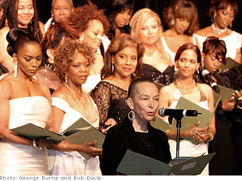 Saluting the Legends with a poem by Pearl Cleage