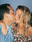 Carole and Anthony Radziwill