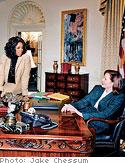 Oprah and Geena Davis