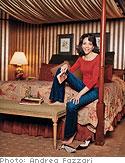 Dr. Robin at home in Philadelphia