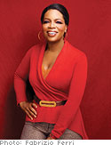 Oprah on aging and remaining calm