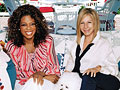 Oprah and Barbra Streisand