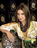 Fashion expert Tia Cibani