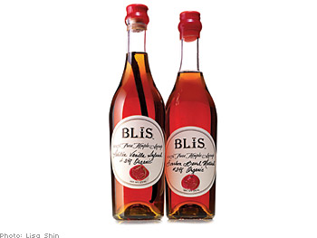 Blis maple syrup gift pack