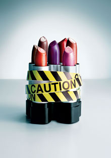 Image result for dangerous chemicals in makeup