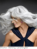How to Make Your Gray Hair Look Gorgeous