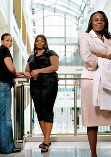 Breast cancer survivors